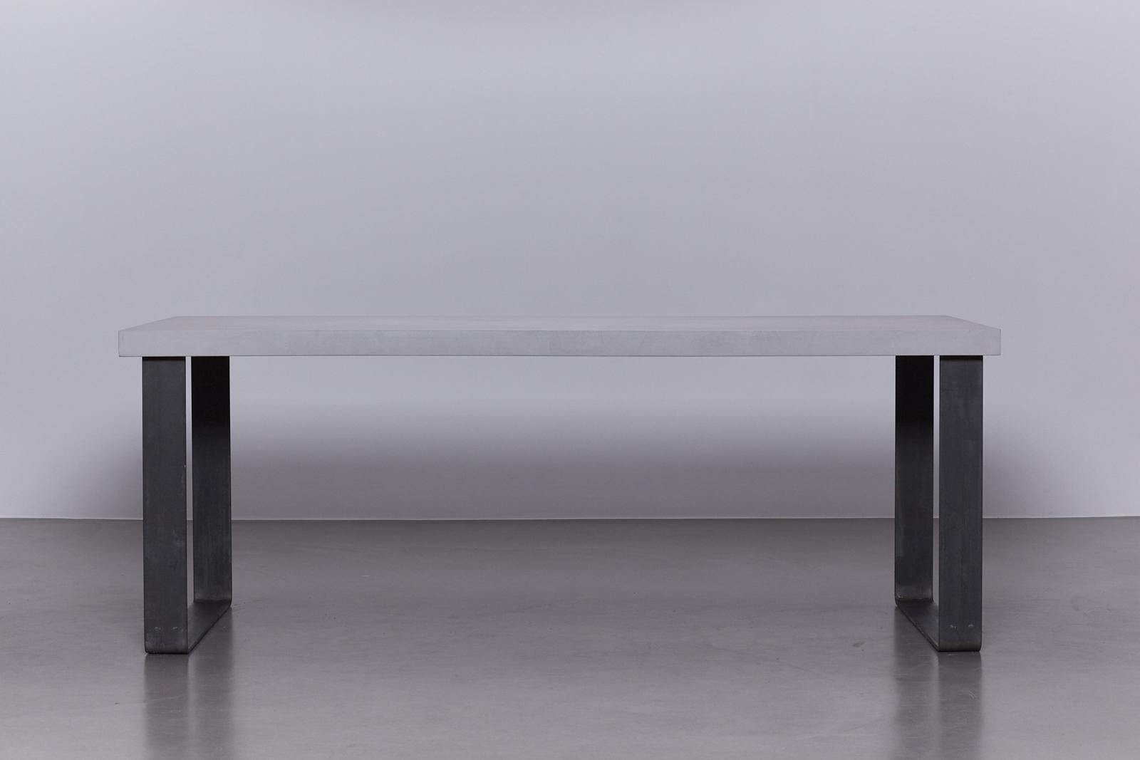 Tafel betonlook geven fotous ronde eettafel betonlook with tafel